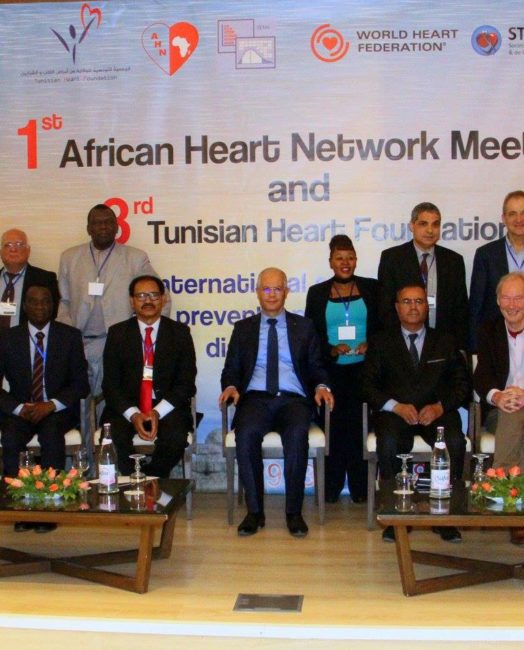 the prevention of cardiovascular disease in Africa.